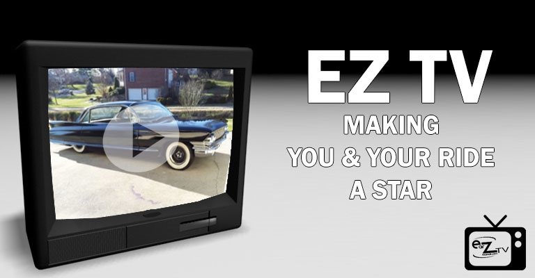 EZ Air Ride - EZ-TV